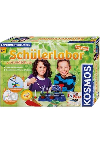 Kosmos Experimentierkasten »Schülerlabor Grundschule 1.+2. Klasse«, Made in Germany kaufen