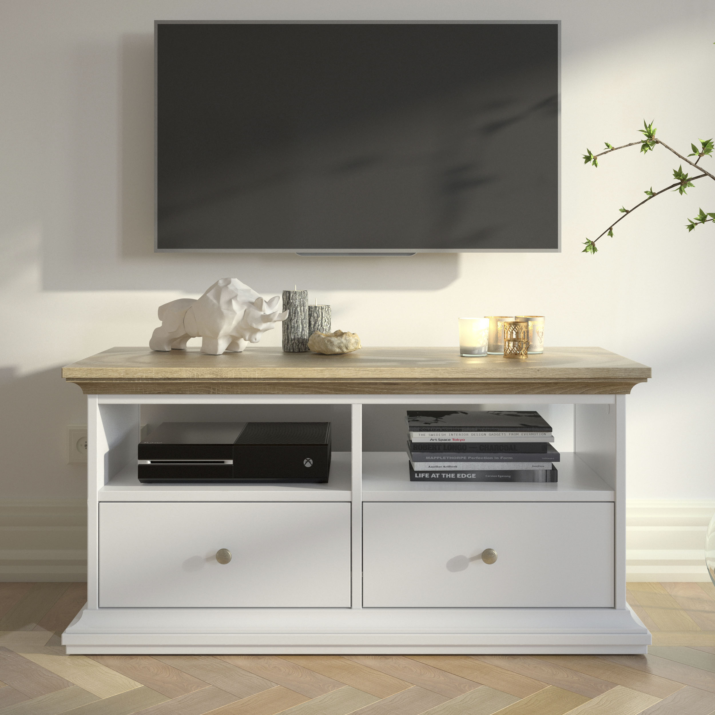 Home affaire TV-Board Paris