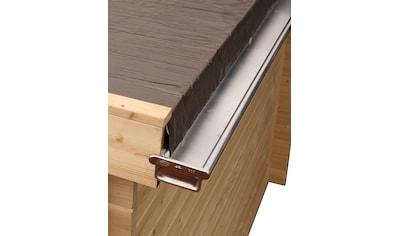 Wolff Dachrinne, Alu, für Flach- und Pultdach bis 900 cm kaufen
