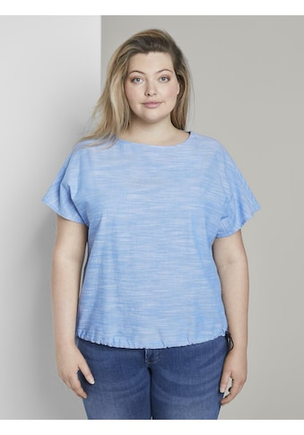 TOM TAILOR MY TRUE ME Shirtbluse »Chambray - Bluse« kaufen