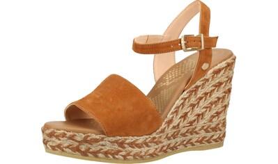 Fred de la Bretoniere High-Heel-Sandalette »Leder« kaufen