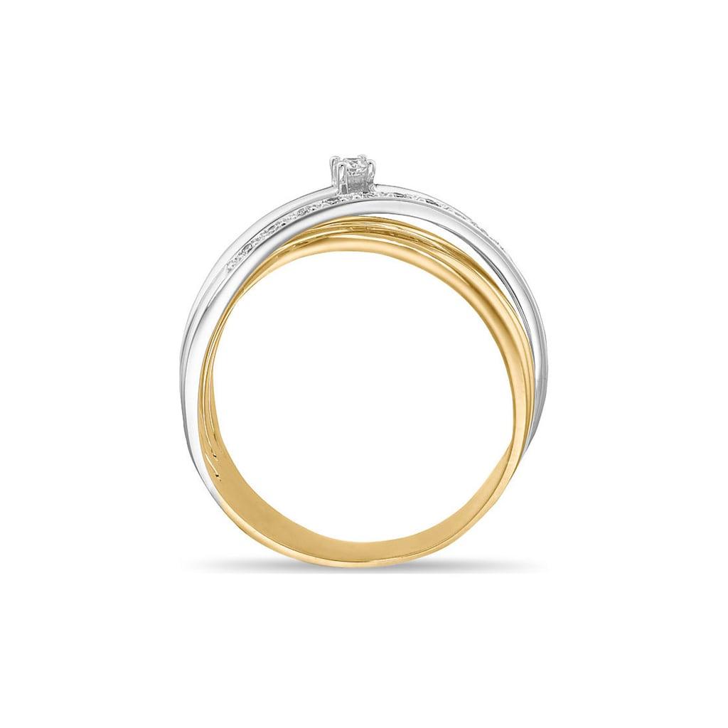 CHRIST Diamantring »32000354«