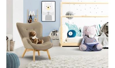 Lüttenhütt Sessel »Duca Mini« kaufen