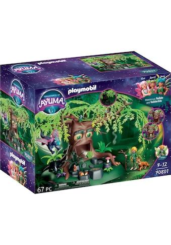 Playmobil® Konstruktions-Spielset »Baum der Weisheit (70801), Adventures of Ayuma«,... kaufen