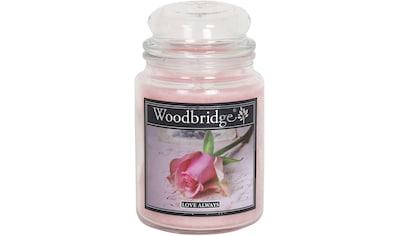 "Woodbridge Duftkerze ""Love Always"", (1 - tlg.) kaufen"
