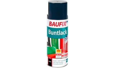 BAUFIX Sprühlack »Buntlack«, schwarz, 400 ml kaufen