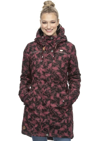 Ragwear Funktionsparka »TAWNY CAMO«, im ausdrucksstarkem CamouflageLook kaufen