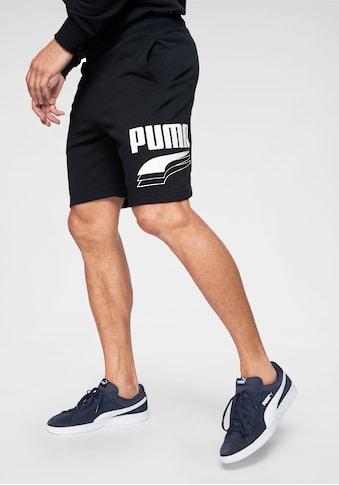 "PUMA Sweatshorts »REBEL Bold Shorts 9""« kaufen"