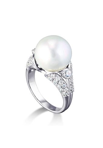 MONA MON'AMOUR Ring »925/ -  Sterling Silber rhodiniert Perle Zirkonia« kaufen