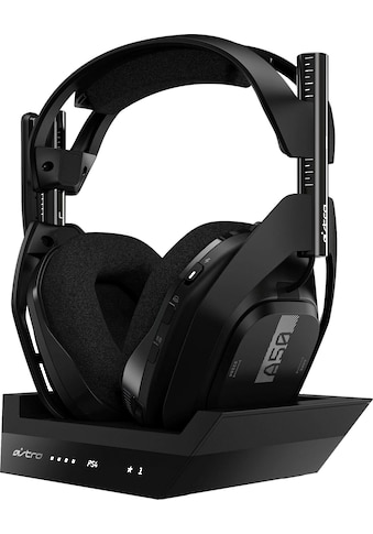 ASTRO Gaming-Headset »A50«, Rauschunterdrückung, inkl. PS5 Demon's Souls kaufen