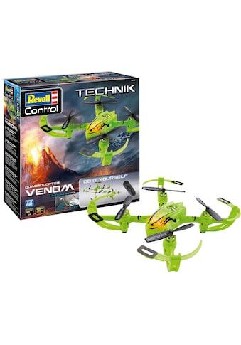 "Revell® RC - Quadrocopter ""Revell® control, Technik, Venom"" kaufen"