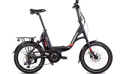 Chrisson E - Bike »EFB«, 9 Gang Shimano Sora RD - R3000 Schaltwerk, Kettenschaltung, Mittelmotor 250 W kaufen