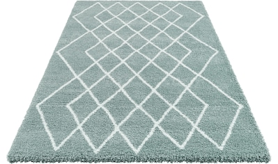 Hochflor - Teppich, »Bron«, ELLE Decor, rechteckig, Höhe 32 mm, maschinell gewebt kaufen