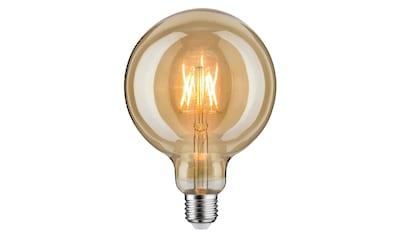 Paulmann LED-Leuchtmittel »Vintage Globe125 6,5W E27 Gold 1700K«, Extra-Warmweiß kaufen