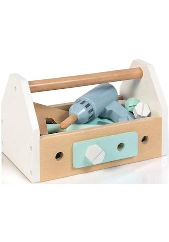 """MUSTERKIND® Spielwerkzeugkoffer """"Faugs, weiß"""" kaufen"""