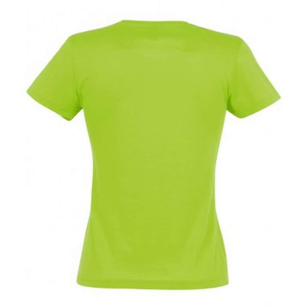 SOLS T-Shirt »Damen, Kurzarm, Rundhalsausschnitt«