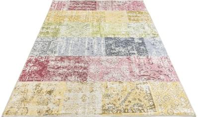 ELLE Decor Teppich »Toulon«, rechteckig, 4 mm Höhe, Wohnzimmer kaufen