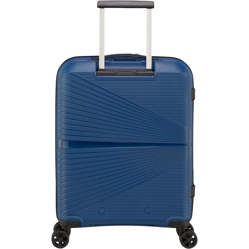 American Tourister® Hartschalen-Trolley »Airconic, 55 cm, midnight blue«, 4 Rollen