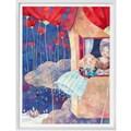 Wall-Art Poster »Märchen Wandbilder Frau Holle«, Geschichten & Märchen, (1 St.), Poster, Wandbild, Bild, Wandposter