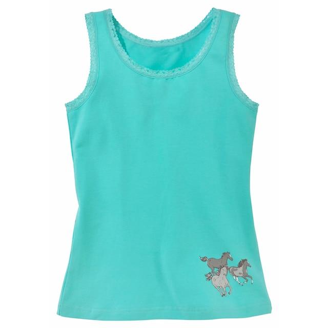 "petite fleur Unterhemd ""Achseltop"", 2 Stück"