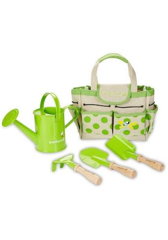 """EverEarth® Kinder - Gartenset """"Gartenbeutel mit Geräten"""", (Set, 5 - tlg.) kaufen"""
