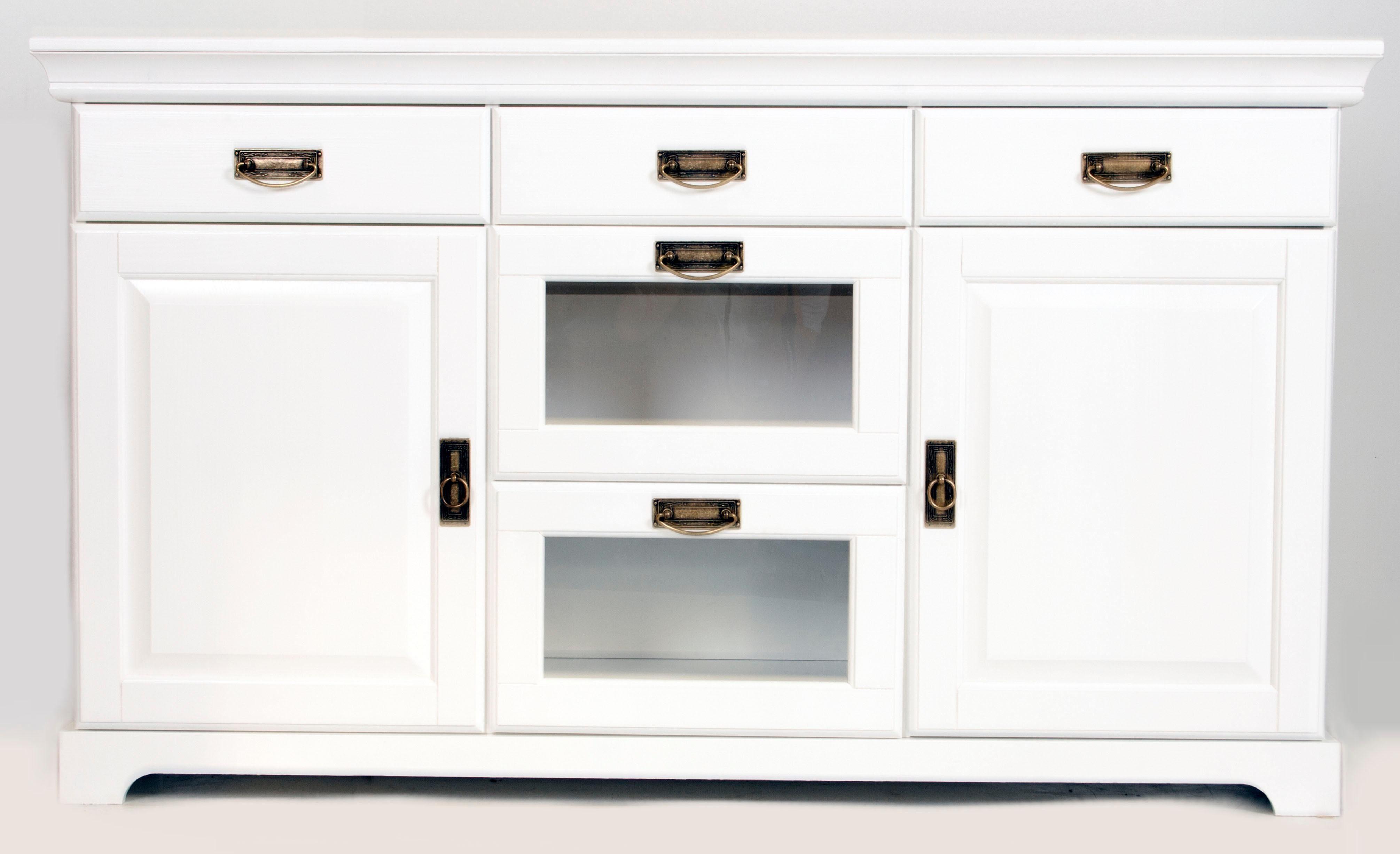 Sideboard, Home affaire, Breite 145 bzw. 180, Höhe 85 cm