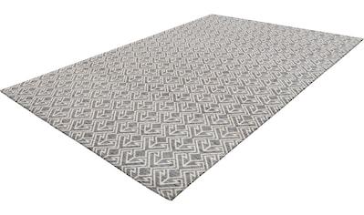 calo-deluxe Teppich »Rico 303«, rechteckig, 10 mm Höhe, In- und Outdoor geeignet,... kaufen