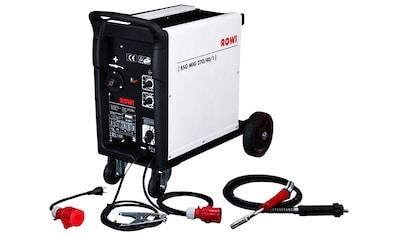 ROWI Schutzgasschweißgerät »MIG 270/40/1« kaufen