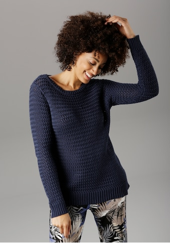 Aniston SELECTED Strickpullover kaufen