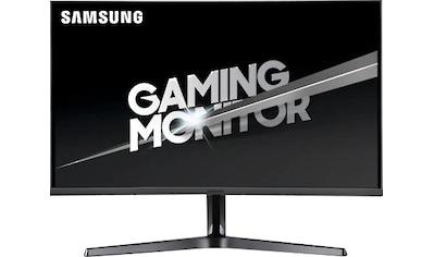 Samsung »C32JG54QQU« Curved - Gaming - Monitor (32 Zoll, 2560 x 1440 Pixel, WQHD, 4 ms Reaktionszeit, 144 Hz) kaufen