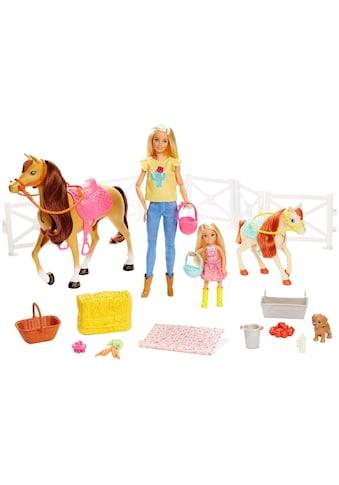 """Mattel® Anziehpuppe """"Barbie Reitspaß mit Puppe"""" kaufen"""