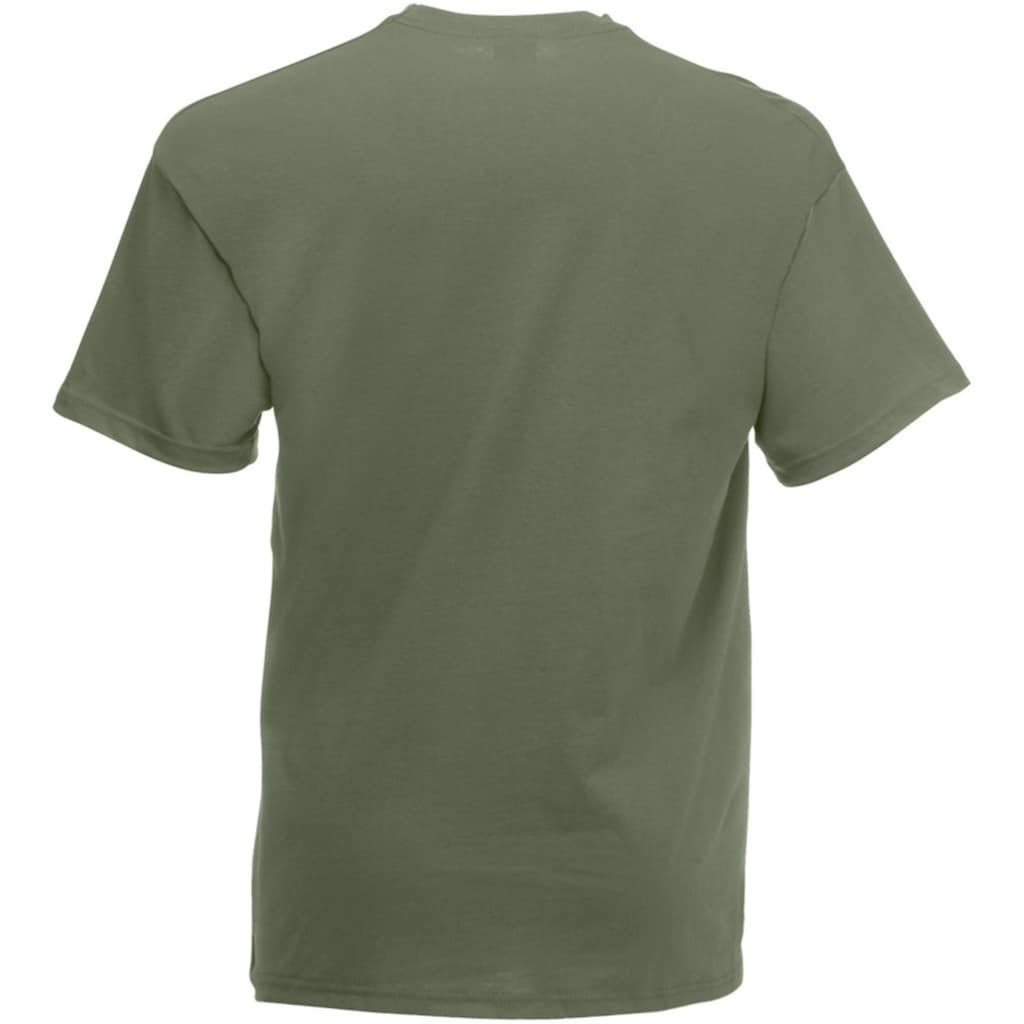 Fruit of the Loom T-Shirt »Herren Kurzarm«