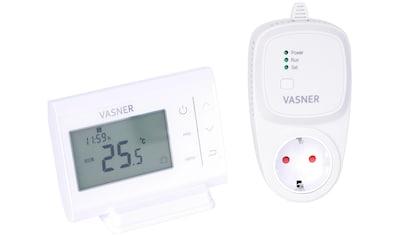 Thermostat »VFT35«, für Infrarotheizung, Sender + Steckdosen Empfänger kaufen