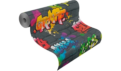 Rasch Papiertapete »Kids & Teens III«, gemustert kaufen