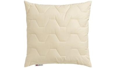 Kunstfaserkopfkissen, »Baumwolle 60 °C«, my home kaufen