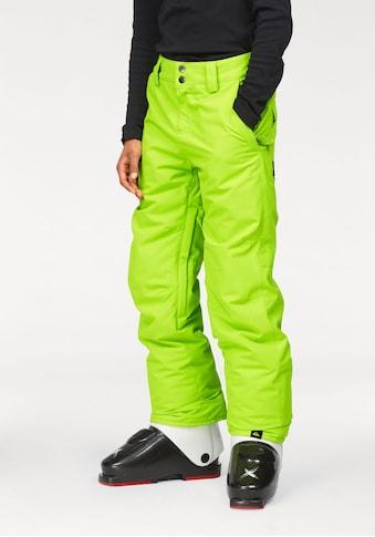 Quiksilver Skihose kaufen