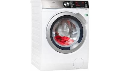 AEG Waschmaschine »L9FE86495«, LAVAMAT, L9FE86495, 9 kg, 1400 U/min, SoftWater -... kaufen