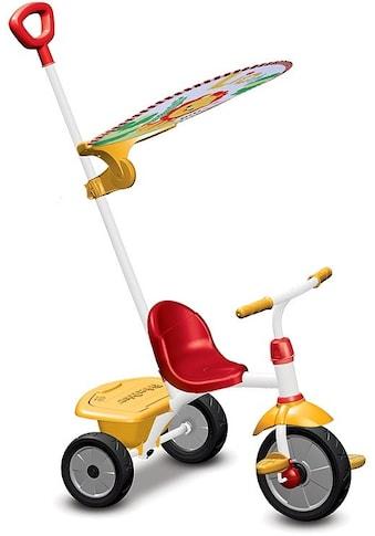 smarTrike® Dreirad »Fisher Price Baby Trike Glee Plus rot gelb«, mit Freilaufkupplung kaufen