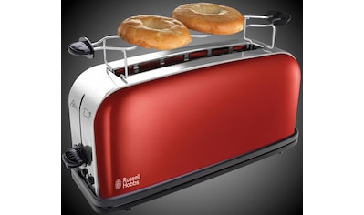 RUSSELL HOBBS Toaster »Colours Plus+ Flame Red 21391 - 56«, 1000 Watt kaufen