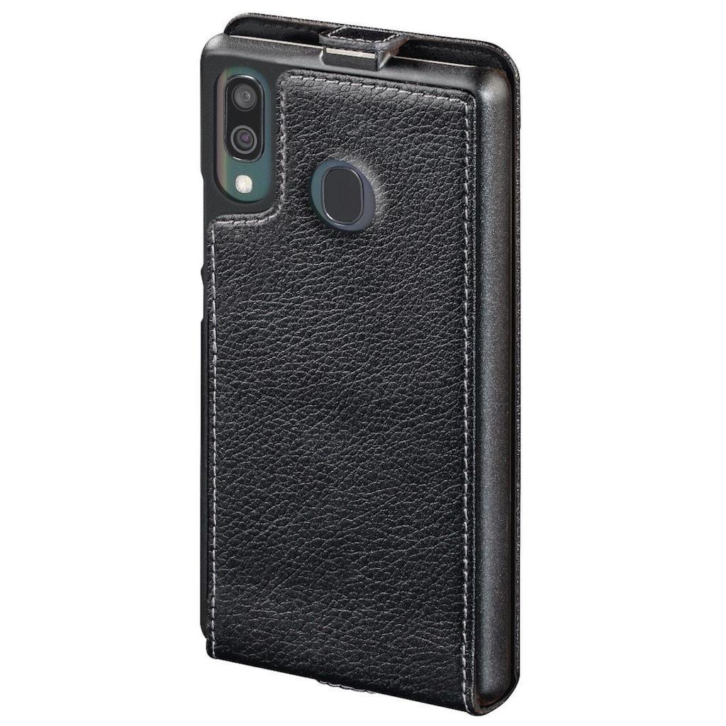 Hama Flap-Tasche Handy Hülle Samsung Galaxy A40 aufklappbar