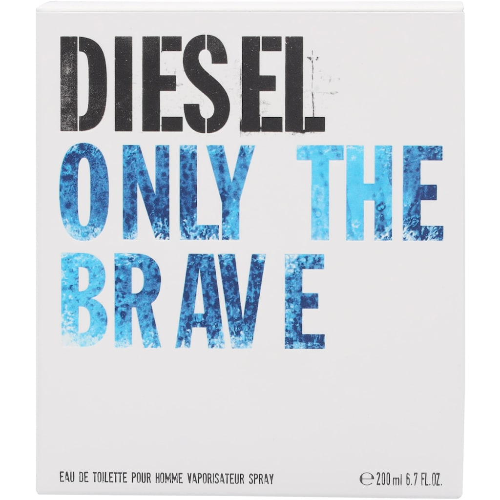Diesel Eau de Toilette »Only the Brave«