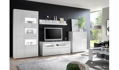 Wohnwand »Carat«, (Set, 4 tlg.) kaufen