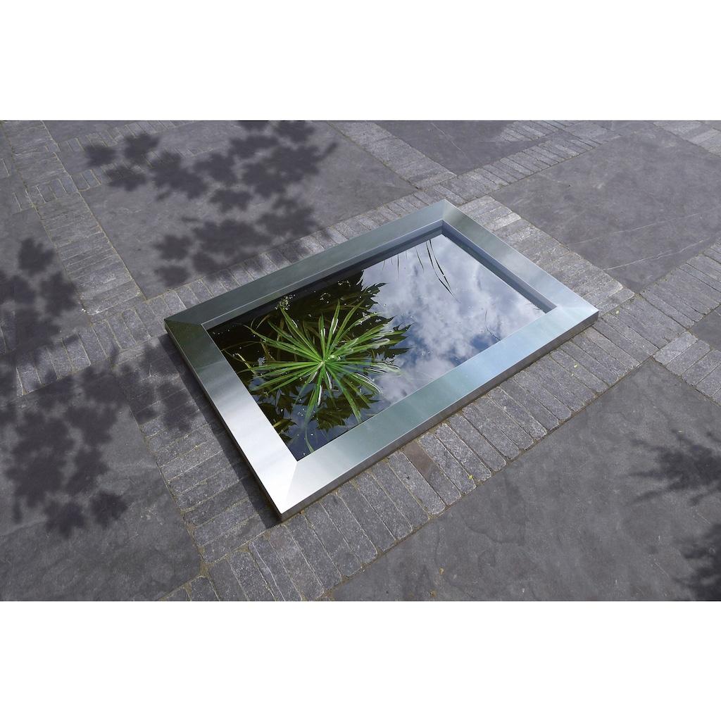 Ubbink Brunnenumrandung »Quadra«, für Teichbecken Quadra C3