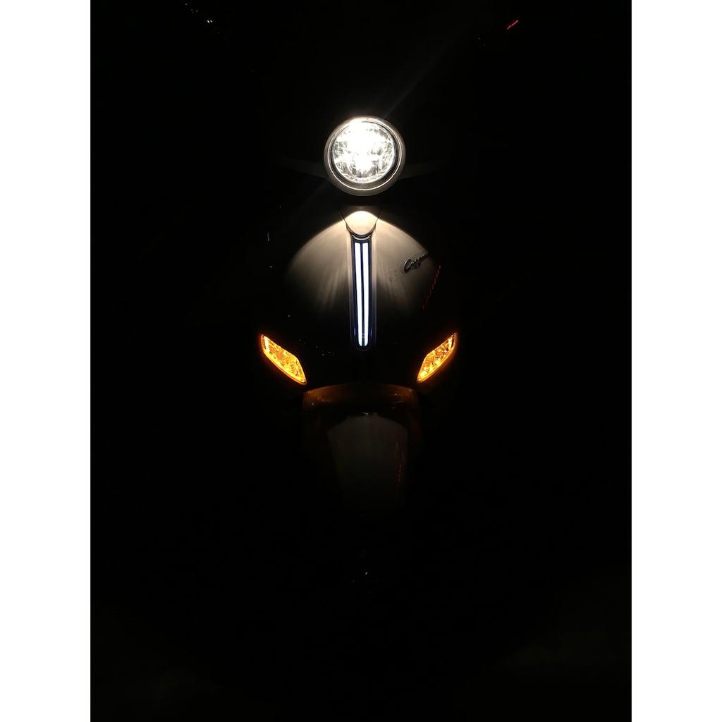 Alpha Motors Motorroller »Cappucino«, 3,26 PS