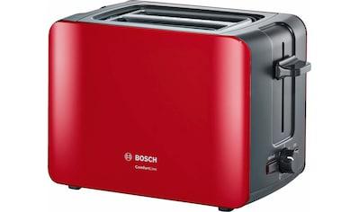 BOSCH Toaster »ComfortLine TAT6A114«, 1090 Watt kaufen