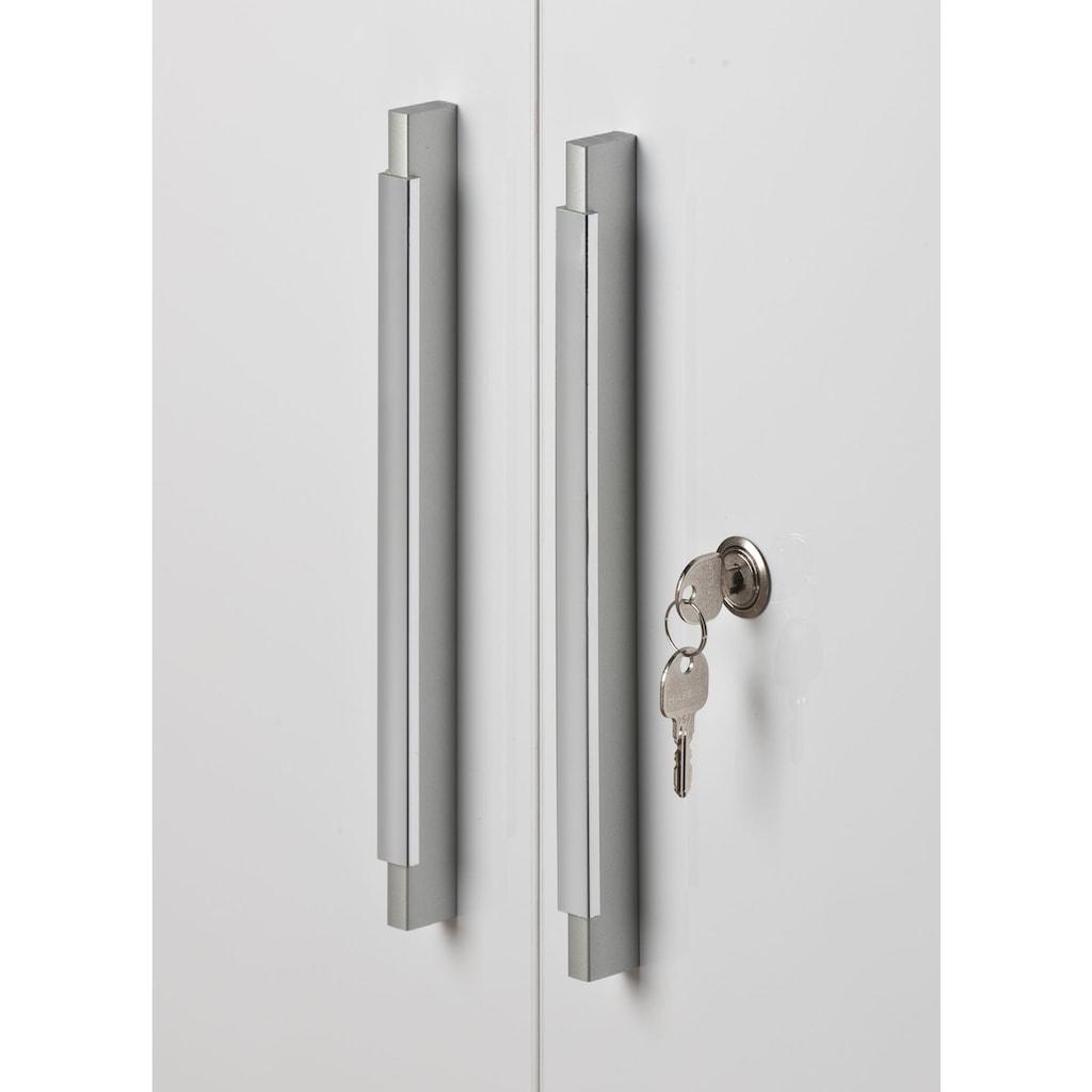 Maja Möbel Büro-Set »SYSTEM 1213«, (5 St.)