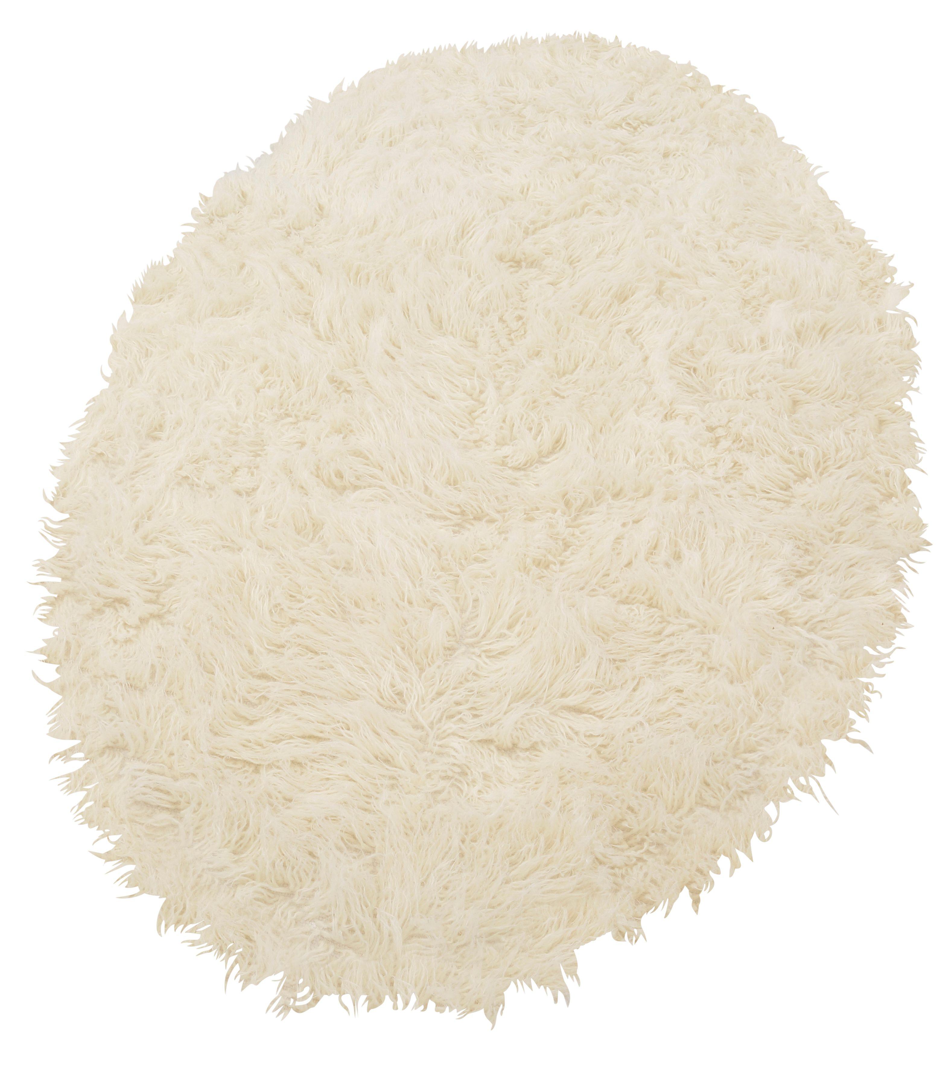 Teppich Flokati 1500 g Böing Carpet oval Höhe 60 mm