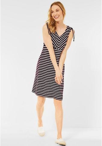 Cecil Sommerkleid, mit Streifen Muster kaufen