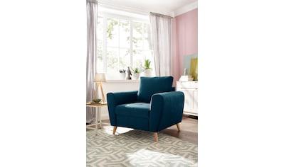 Home affaire Sessel »Penelope Luxus«, mit besonders hochwertiger Polsterung für bis zu... kaufen