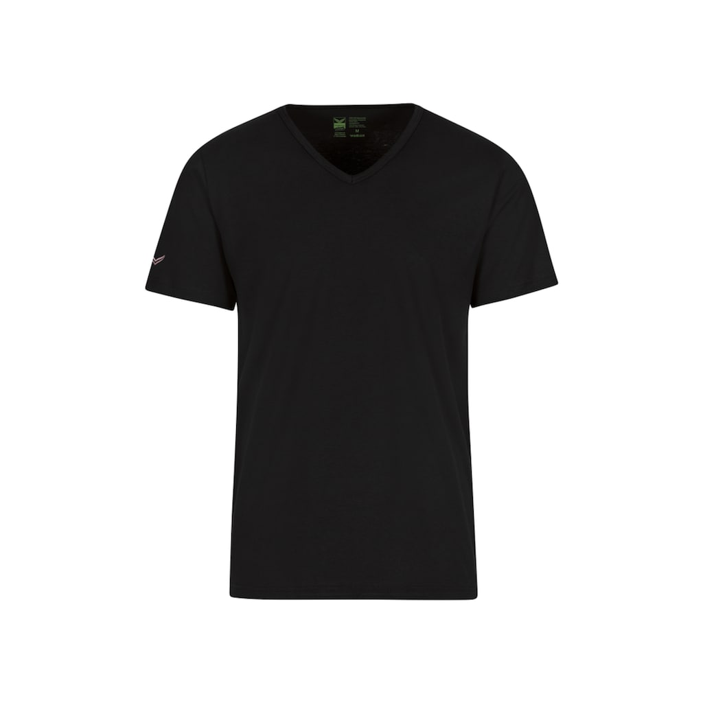 Trigema V-Shirt aus 100% Bio-Baumwolle (kbA)